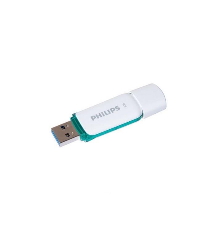 فلش مموری فیلیپس 8 گیگابایت Snow Edition FM08FD70B USB 2.0