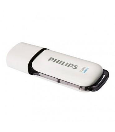 فلش مموری فیلیپس 32 گیگابایت Snow Edition FM32FD75B USB 3.0