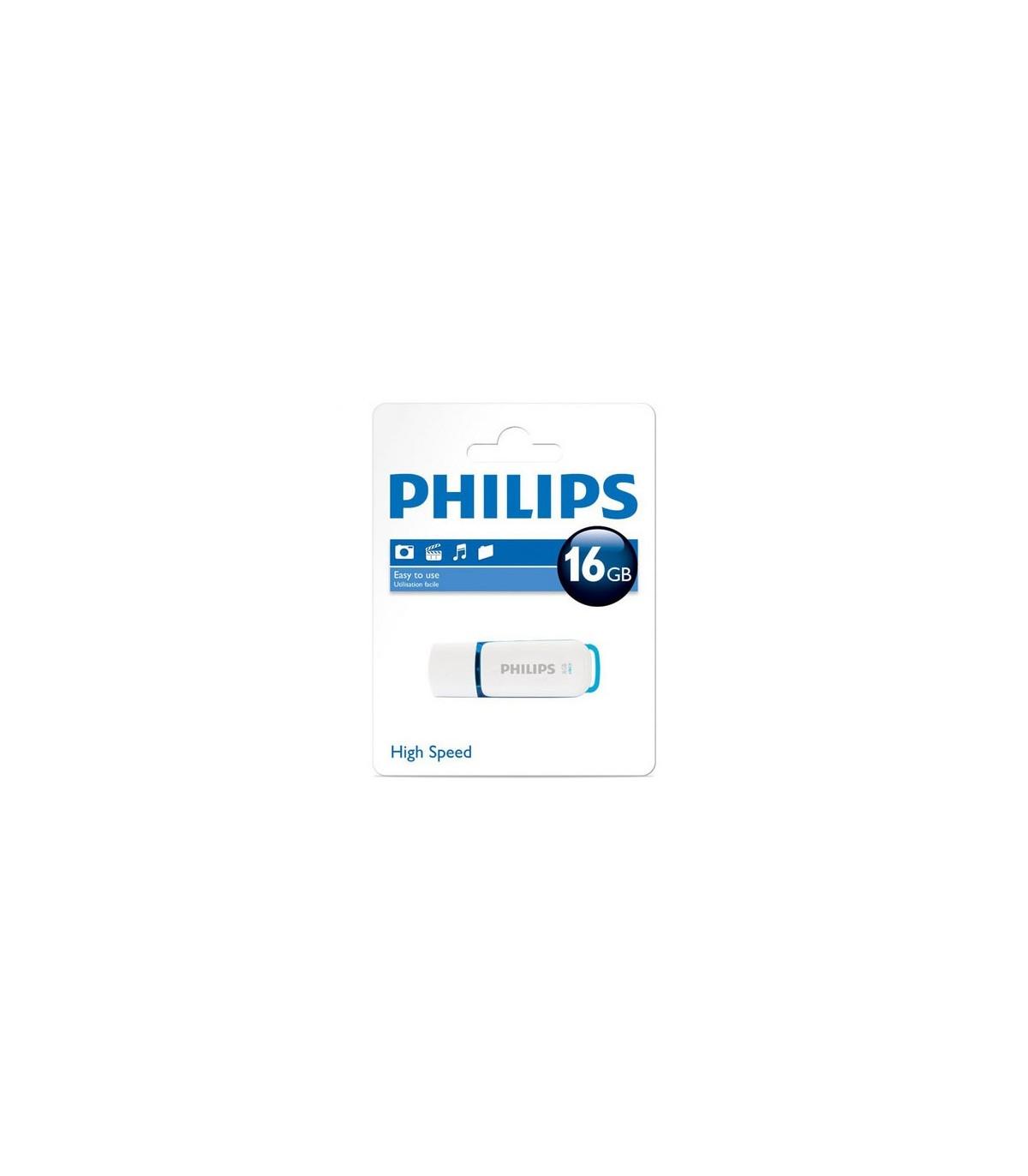 فلش مموری فیلیپس 16 گیگابایت Snow Edition FM16FD75B USB 3.0