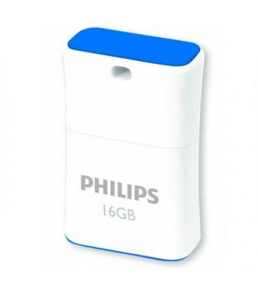 فلش مموری فیلیپس16گیگابایت Pico Edition FM16FD85B/97 USB 2.0