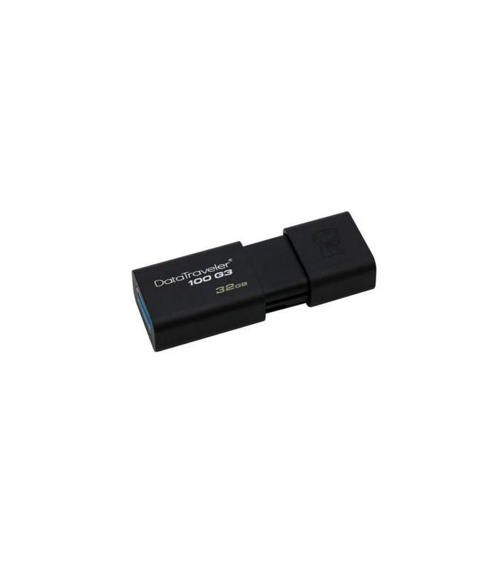 فلش مموری کینگستون 32 گیگابایت DT100 G3 USB 3.0