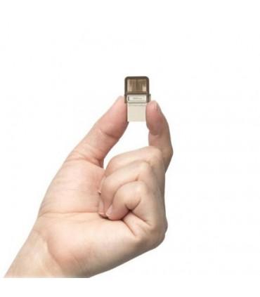 فلش مموری کینگستون 64 گیگابایت DTDUO USB 2.0 OTG