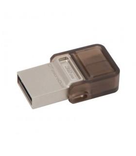 فلش مموری کینگستون 32 گیگابایت DTDUO USB 2.0 OTG