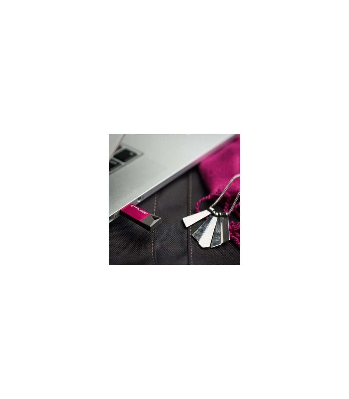 فلش مموری کینگستون 32 گیگابایت Mini 3.0 DTM30