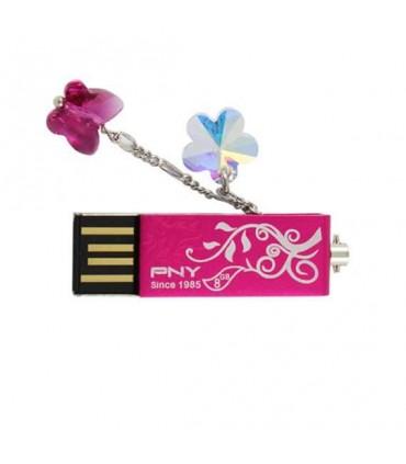 فلش مموری PNY Lovely Attache -Flower 32 GB