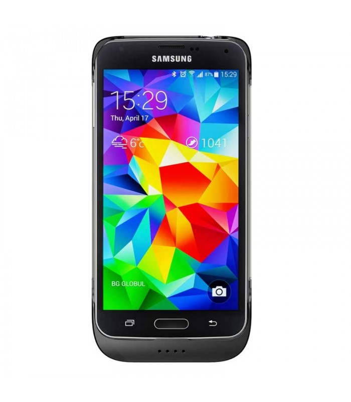شارژر همراه Powerskin Spare for Samsung Galaxy S5 SP 2200 Black