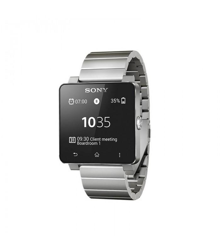 ساعت هوشمند Sony Silver Edition 2