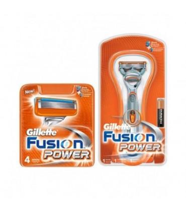 ست تیغ اصلاح ژیلت Fusion Power