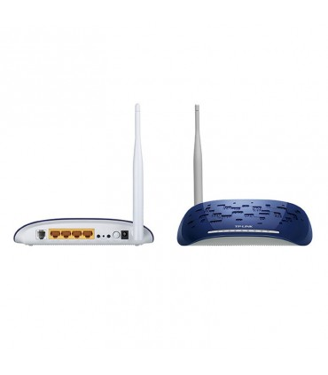 مودم روترTP-LINK TD-W8950N Wireless N150 ADSL2+ Modem Router