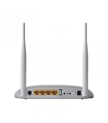 مودم روتر TP-LINK TD-W8968 Wireless N300 ADSL2+ Modem Router