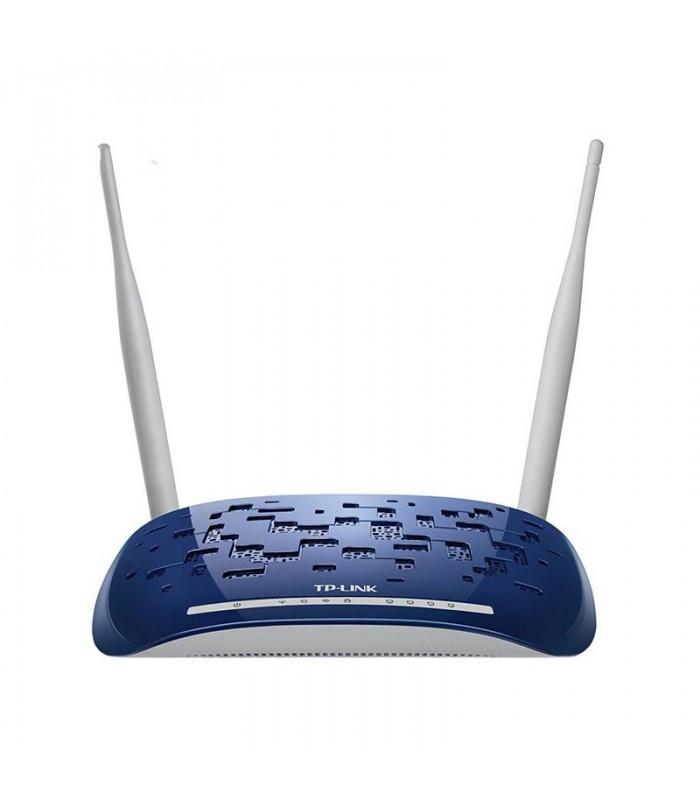 مودم روترTP-LINK TD-W8960N 300Mbps Wireless N ADSL2+ Modem Router