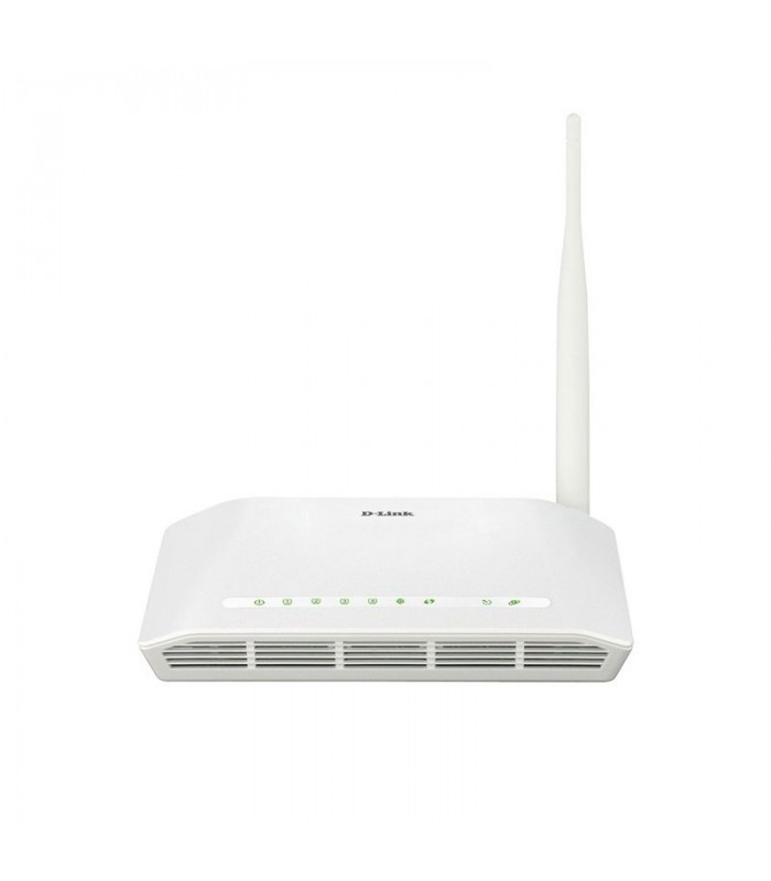 مودم روتر D-Link DSL-2730U/U1 Wireless N150 ADSL2+