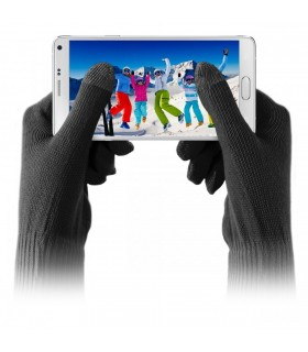 دستکش (PURO Gloves for Touchscreens w/conductive Material (S/M-L/XL