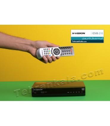 گیرنده دیجیتال X.Vision XDVB 210