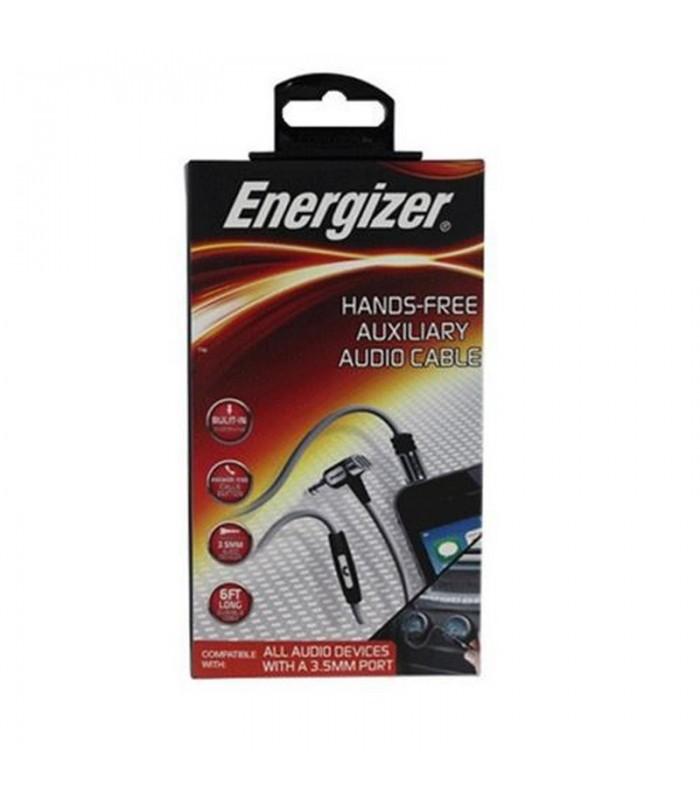 کابل صوتیEnergizer ENG-AUX8 Handz-Free Auxiliary180cm
