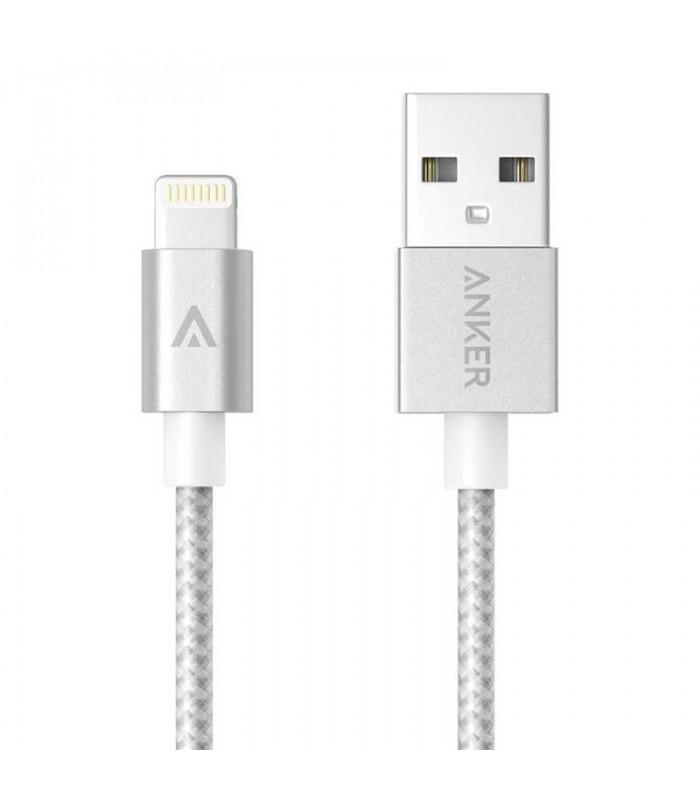 کابل Anker 1m Lightning ( کابل یک متری Lightning به USB انکر)