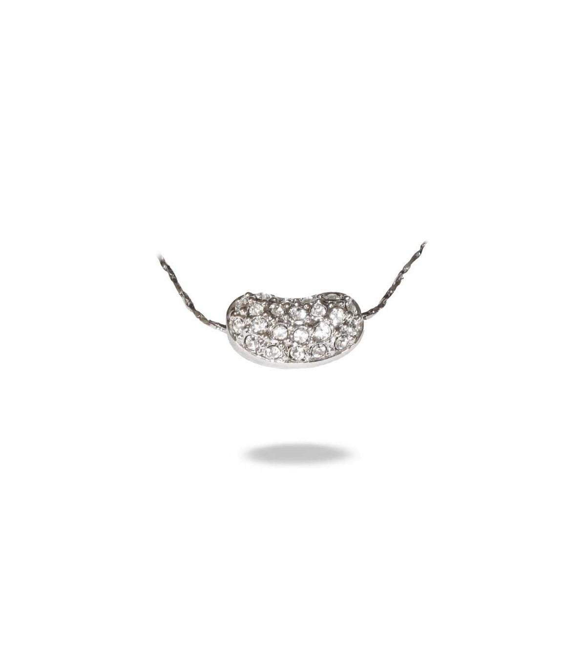 گردنبد لوبیای الماس