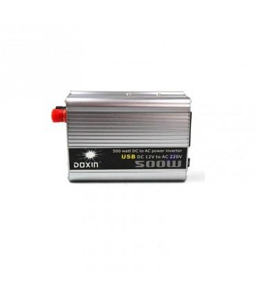 مبدل برق خودرو (500 وات)