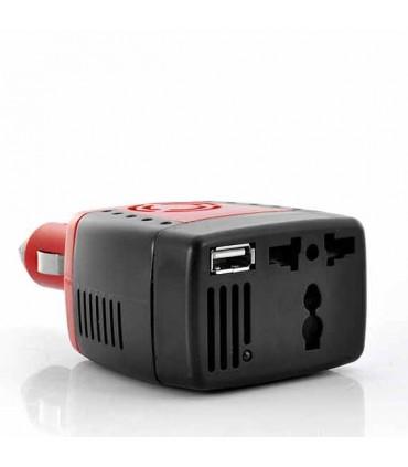 مبدل فندکی برق خودرو (150وات)