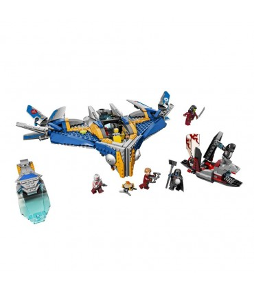 لگو Super Heroes Marvel The Milano Spaceship Rescue 76021