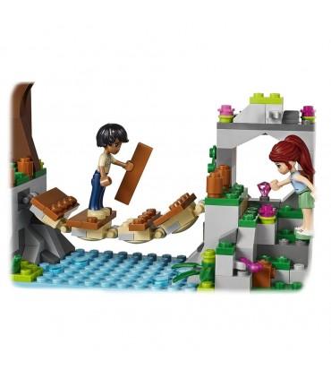لگو Friends Jungle Bridge Rescue 41036