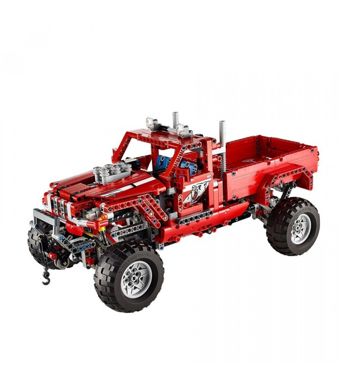 لگو Technic Customized Pick Up Truck 42029