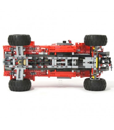 لگو Technic Customized Pick Up Truck 42029