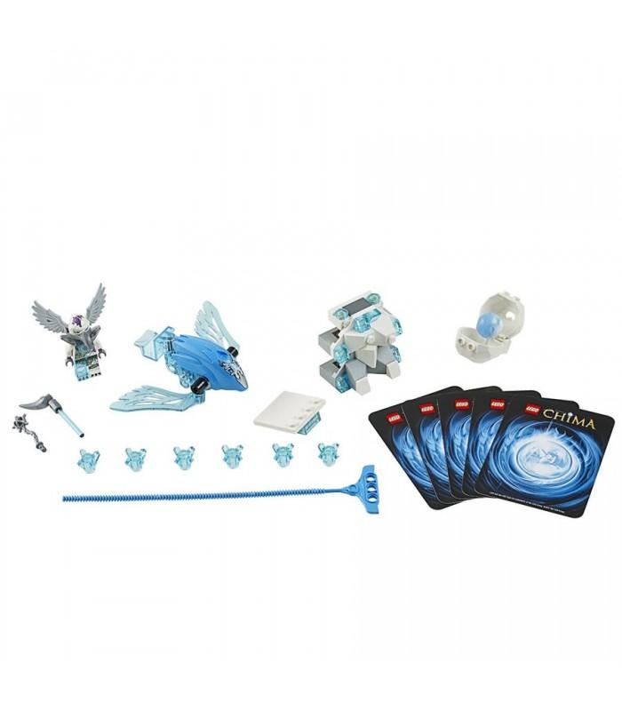 لگو Legends of Chima Frozen Spikes 70151
