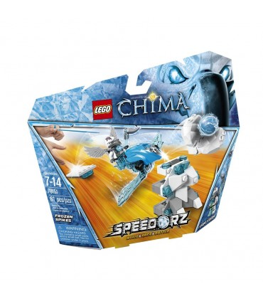 لگو Legends of Chima Frozen Spikes 70151
