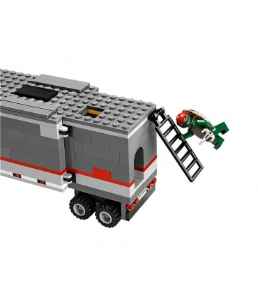 لگو Ninja Turtles Big Rig Snow Getaway 79116