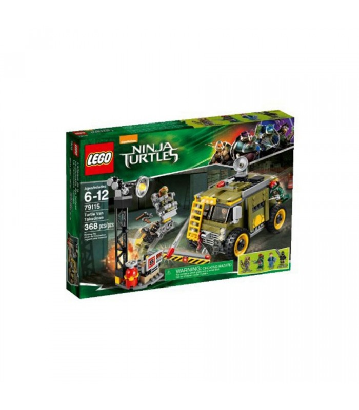 لگو Ninja Turtles Turtle Van 79115