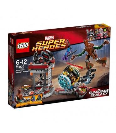 لگو Super Heroes Marvel 76020