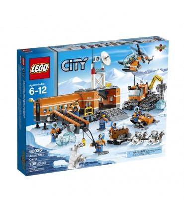 لگو City Arctic Base Camp 60036