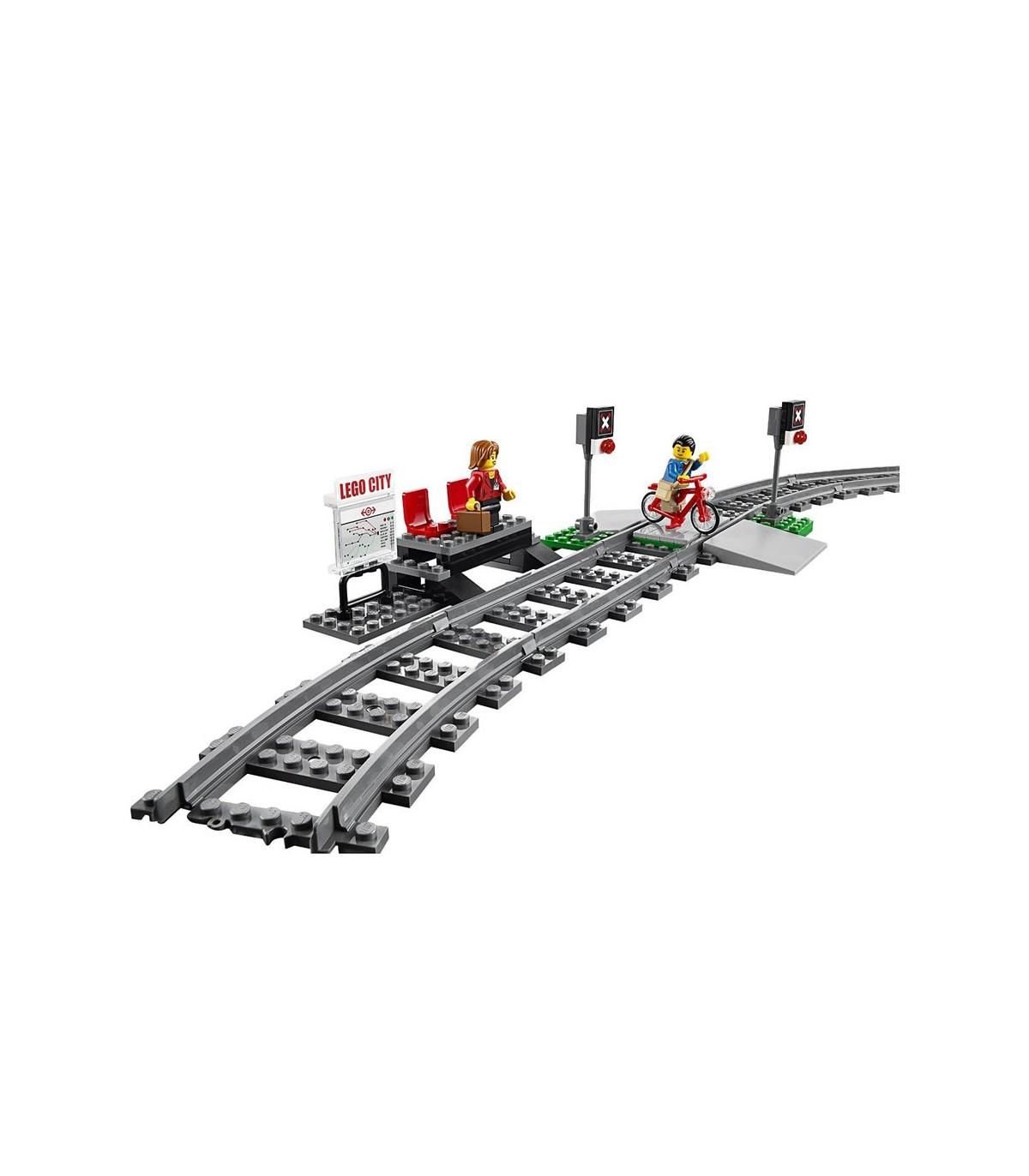 لگو City High Speed Passenger Train 60051