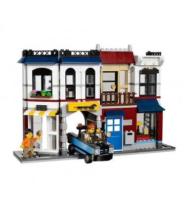 لگو Creator Bike Shop And Cafe 31026