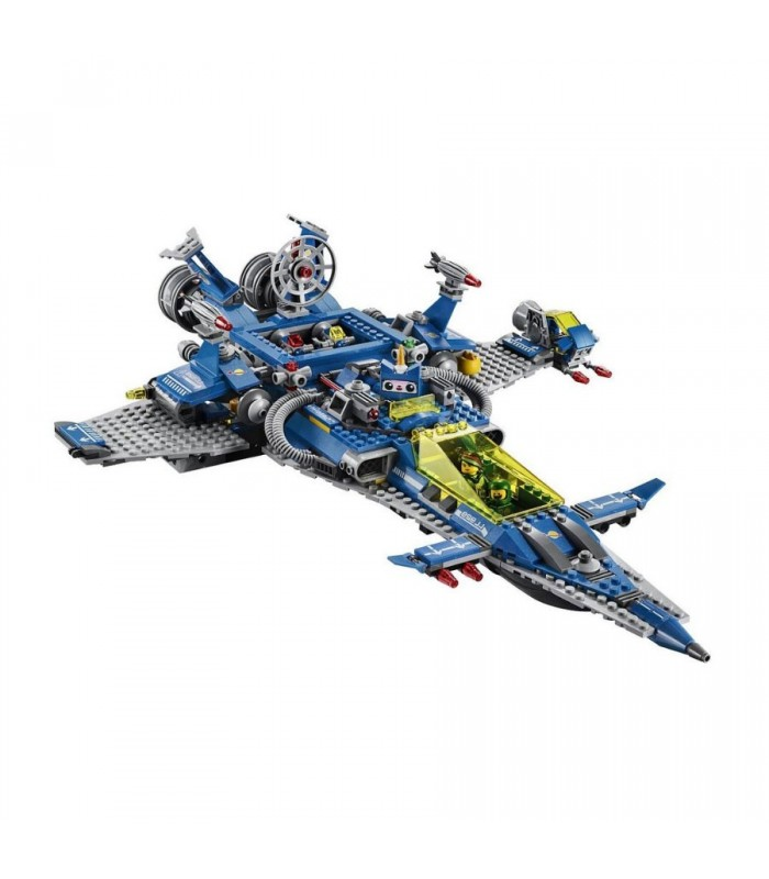 لگو Movie Spaceship 70816