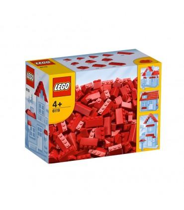 لگو Lego Bricks And More Roof Tiles 6119