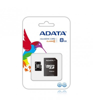 رم میکرو اس دی Adata MicroSD Class 4 8GB