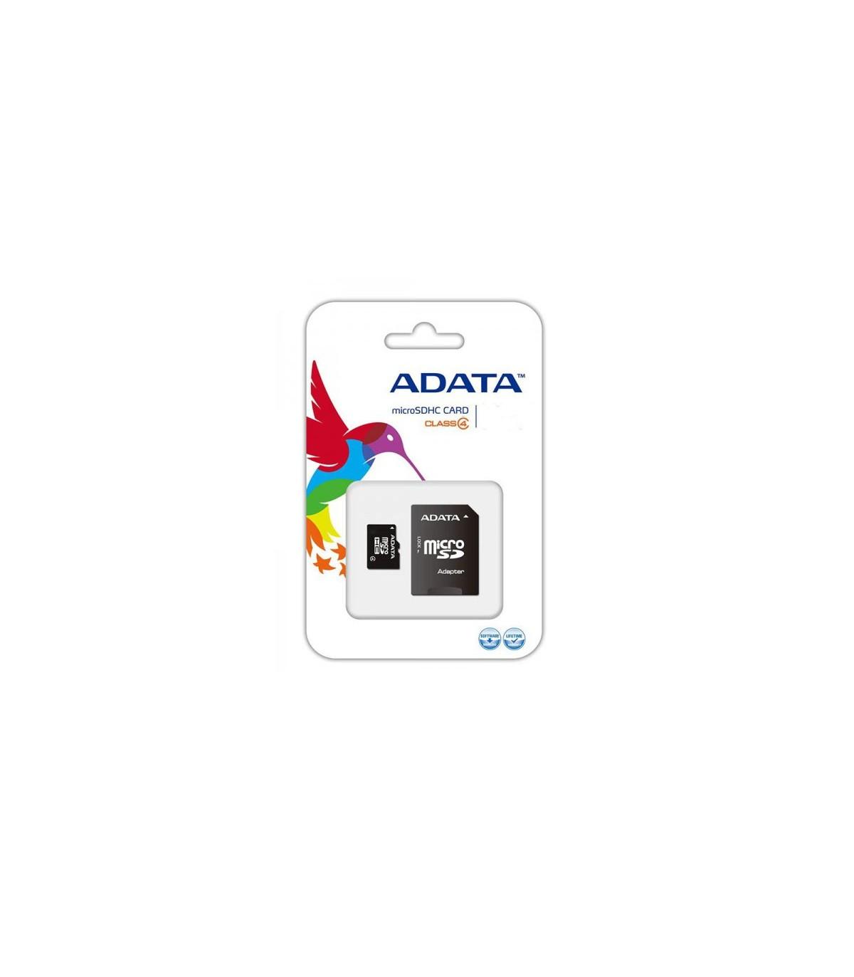 رم میکرو اس دی Adata microSDHC Card Class 4 16GB