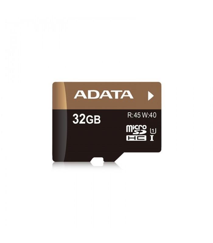 رم میکرو اس دی Adata Premier Pro microSDHC Card UHS-I U1 With Adapter 32GB