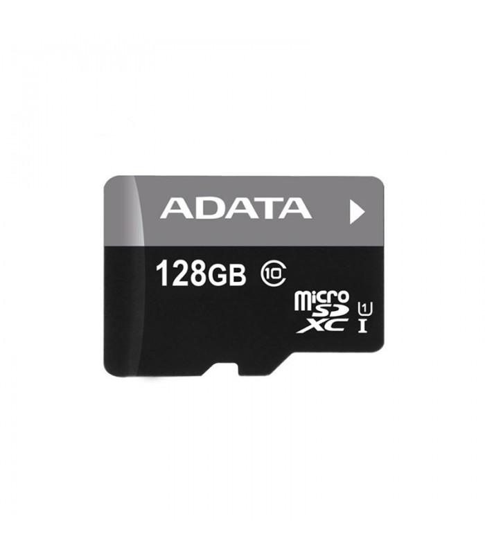 رم میکرو اس دی Adata Premier Class 10 UHS-I U1 30MBs microSDXC With Adapter128GB