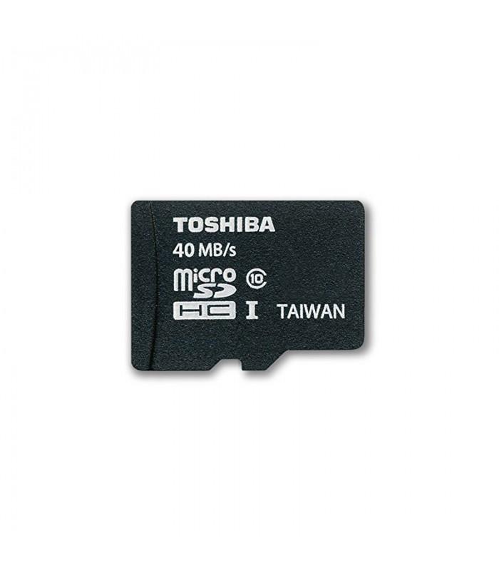 رم میکرو اس دی Toshiba microSDHC UHS-I High Speed Professional With Adapter32GB