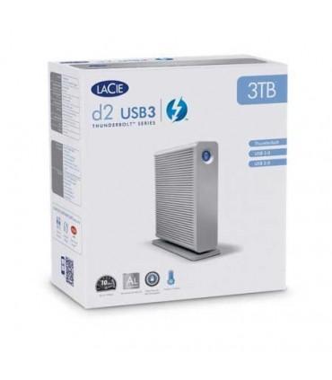 هارد اکسترنال LaCie d2 Quadra v3  3TB