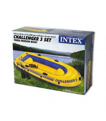 قایق بادی INTEX Challenger3