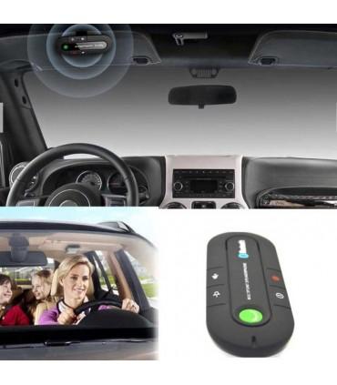 گیرنده و فرستنده بلوتوثی Speakerphone & Hands-free Visor Car Kit