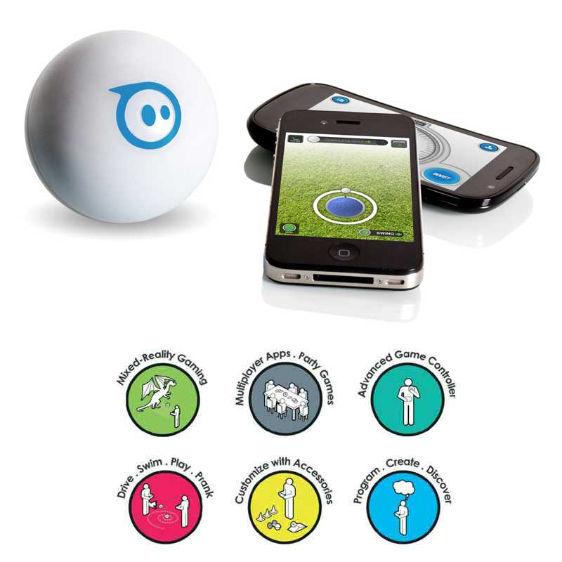 توپ هوشمند Orbotex Sphero Robotic 2.0-01