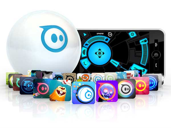 توپ هوشمند Orbotex Sphero Robotic 2.0-05