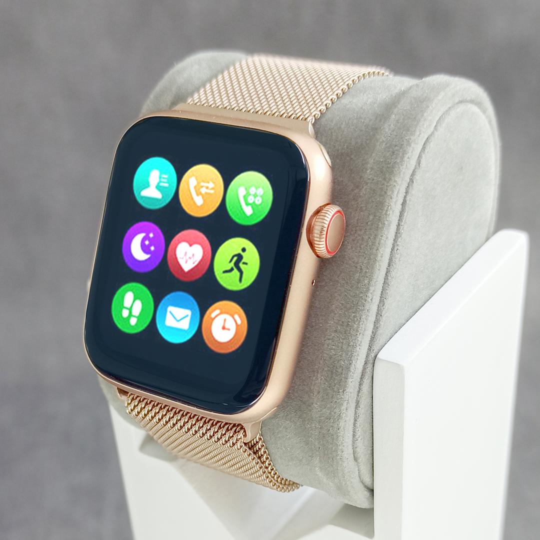 ساعت هوشمند مدل watch6 plus milanese