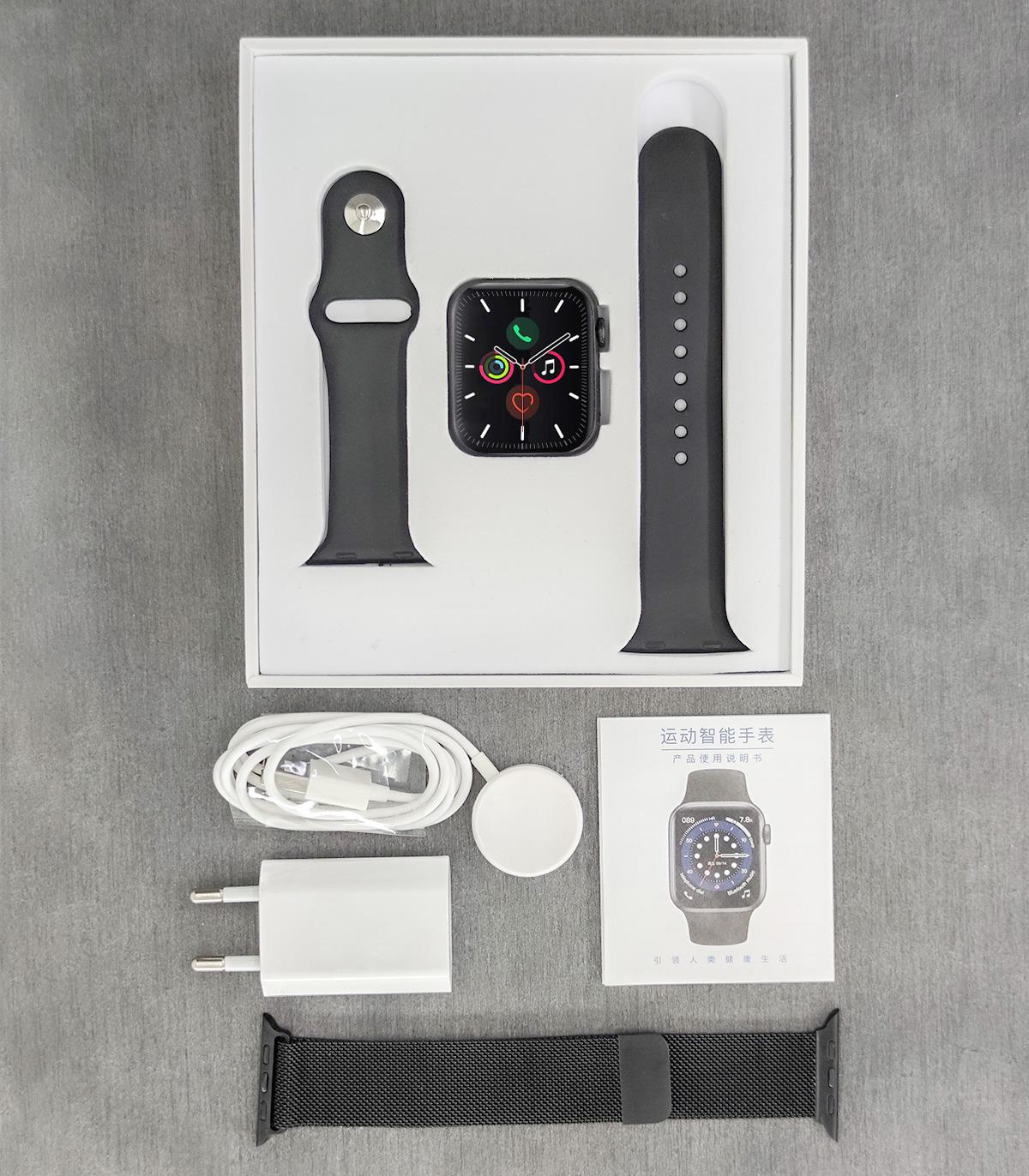 ساعت هوشمند گیفت کالکشن مدل W56
