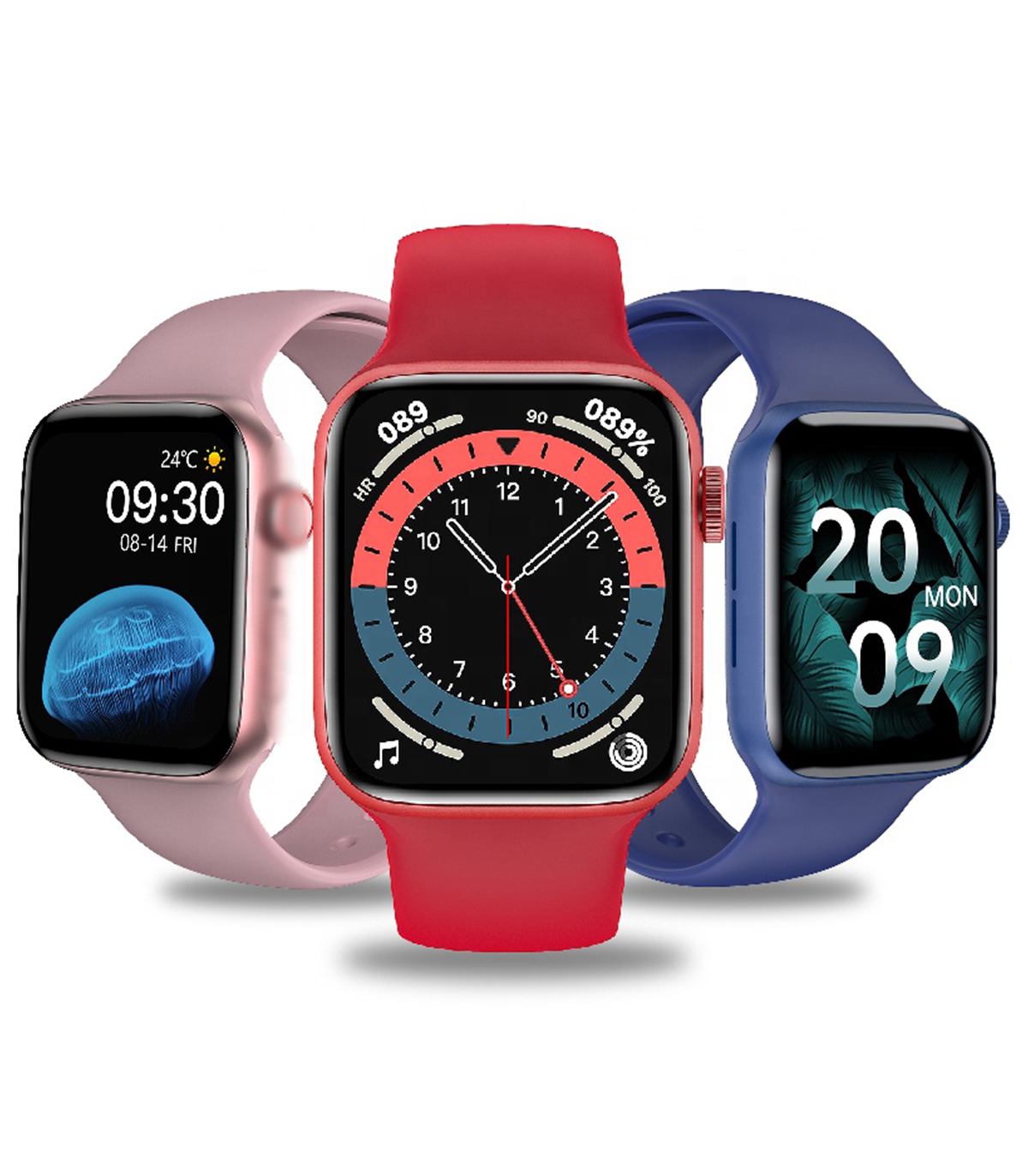 ساعت هوشمند مدل HW22